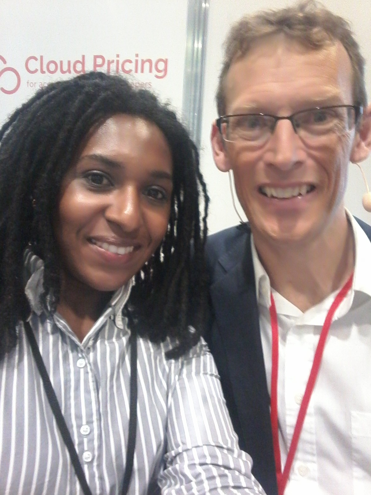 Ruth Noel & Mark Wickersham, author of Effective Pricing for Accountants