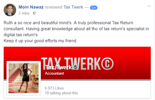 tax twerk review moin