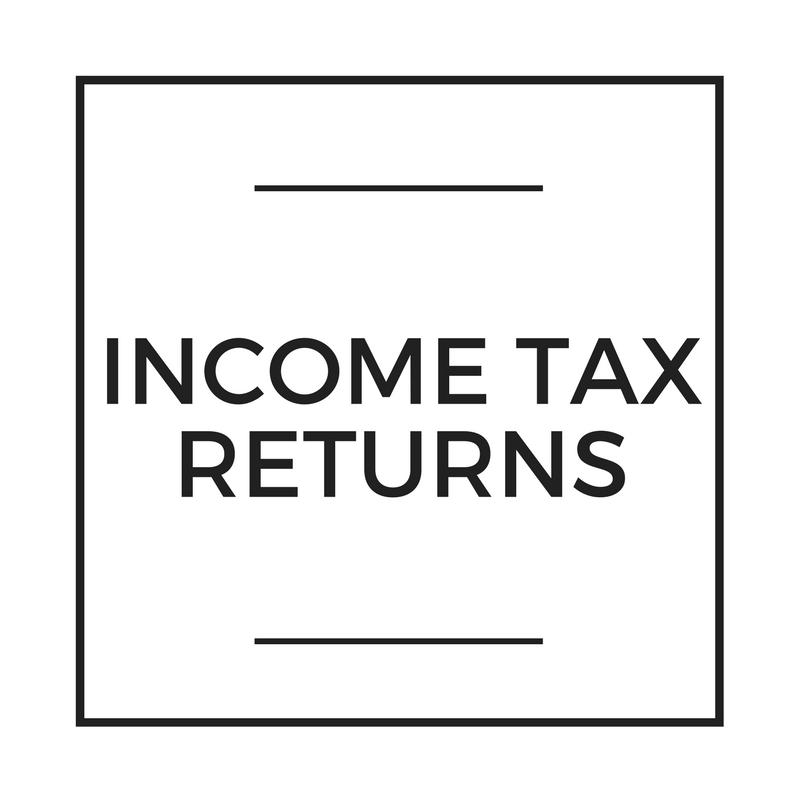 income tax returns service