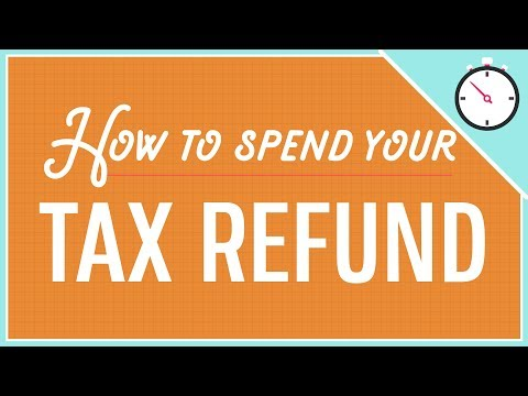 The 7 Smartest Things You Can Do With Your Tax Refund - Tax