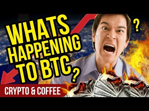 What is happening with cryptocurrency