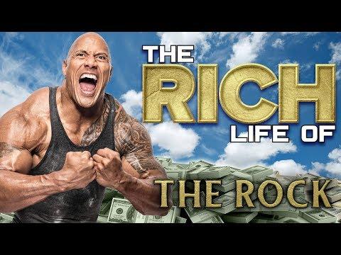 Dwayne The Rock Johnson The Rich Life Forbes Net Worth