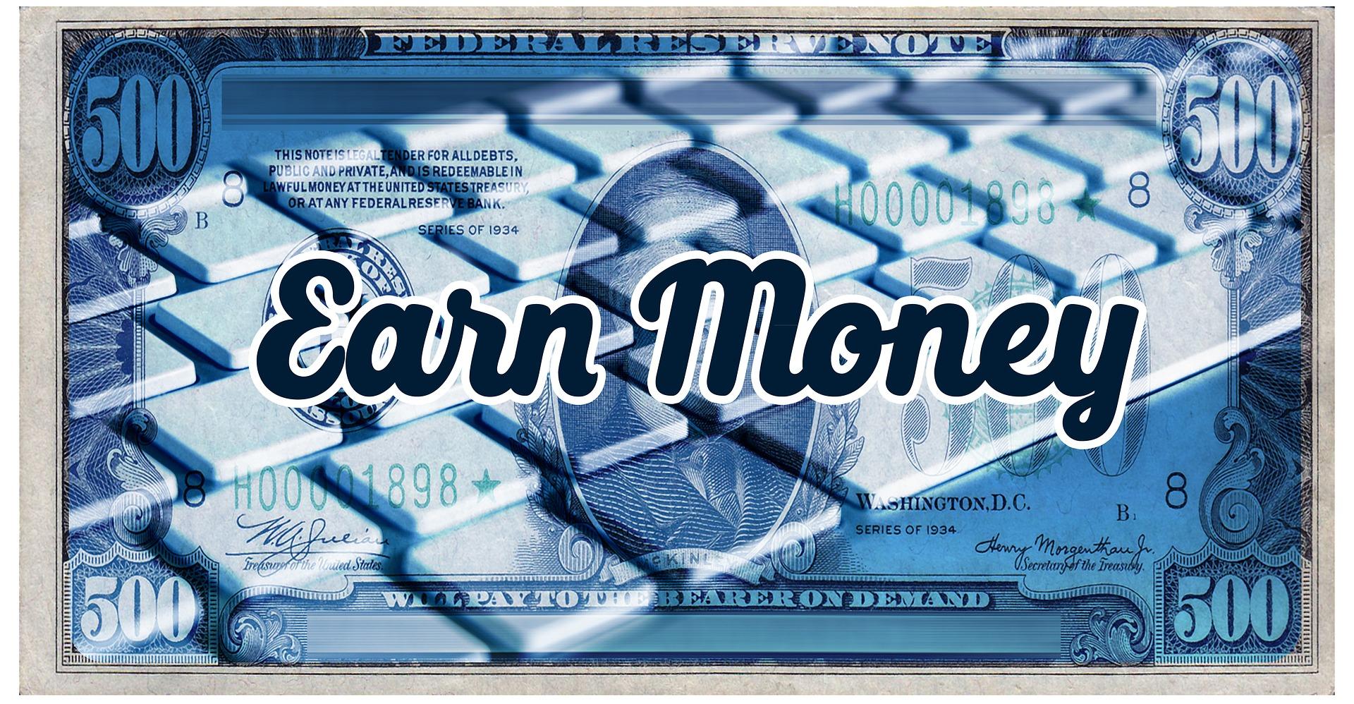 affiliate marketing opportunities earn money online