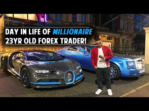 23 year old millionaires forex
