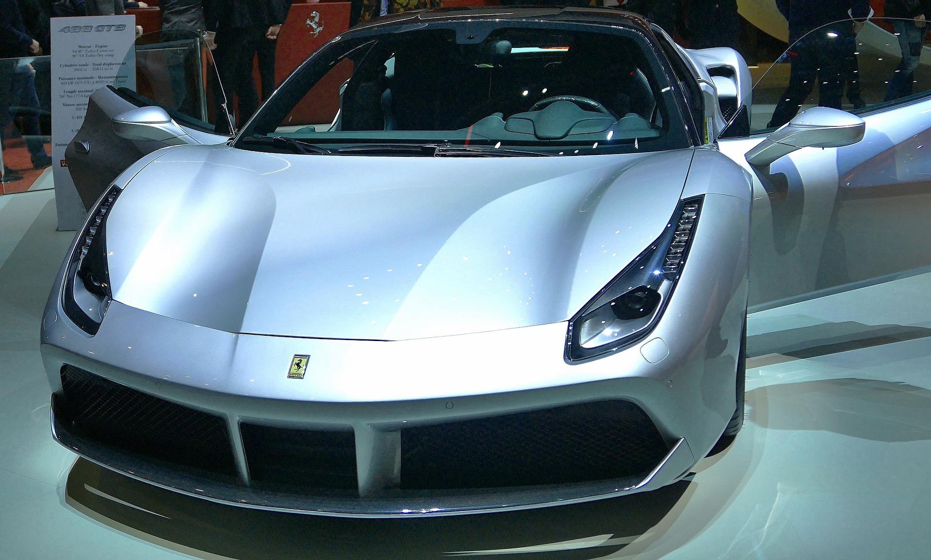 what is b2b lead generation luxury sports car