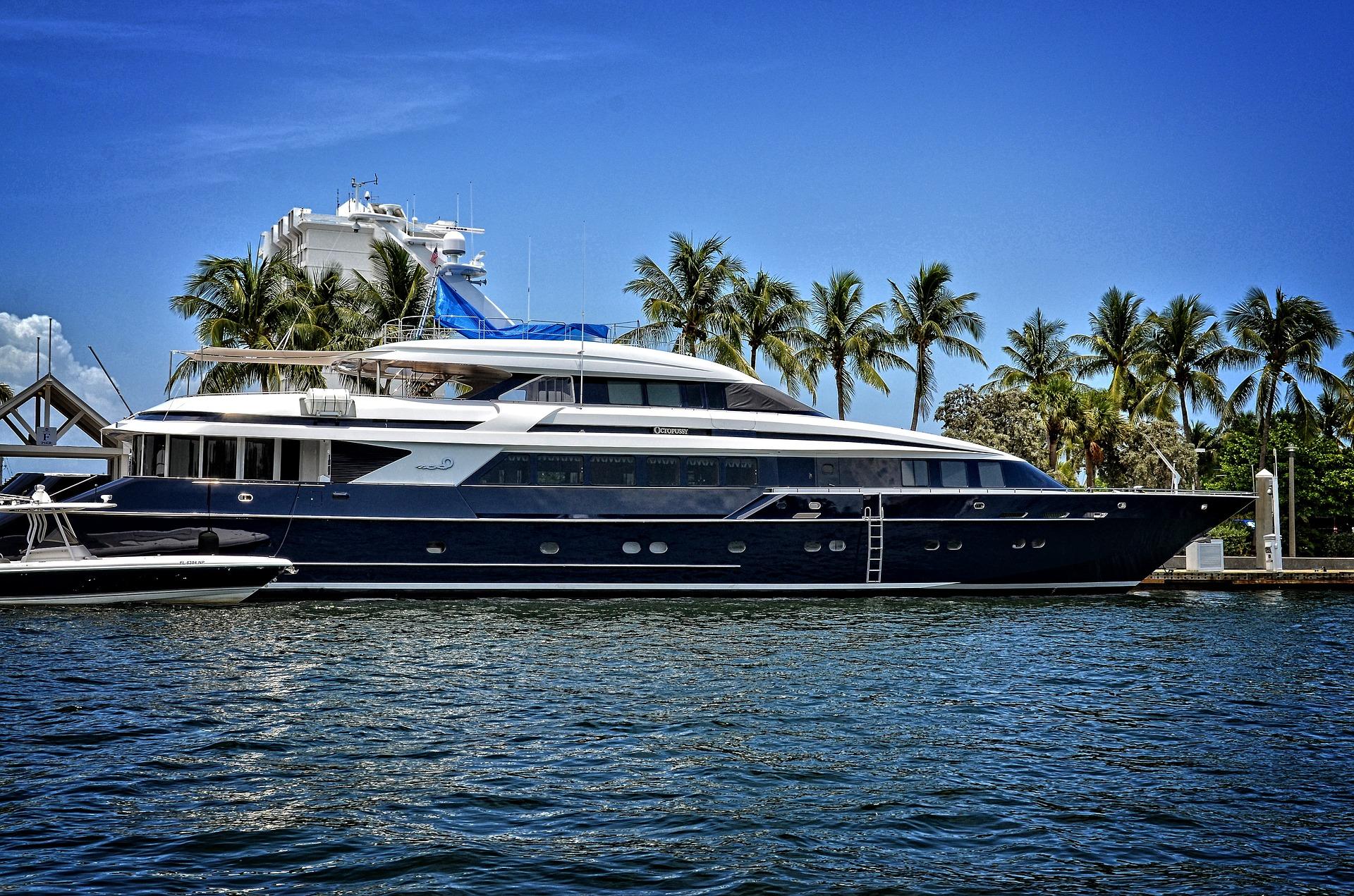 $1 Million yacht