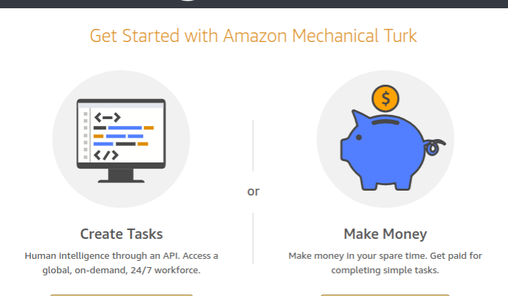 how to get started on amazon mechanical turk