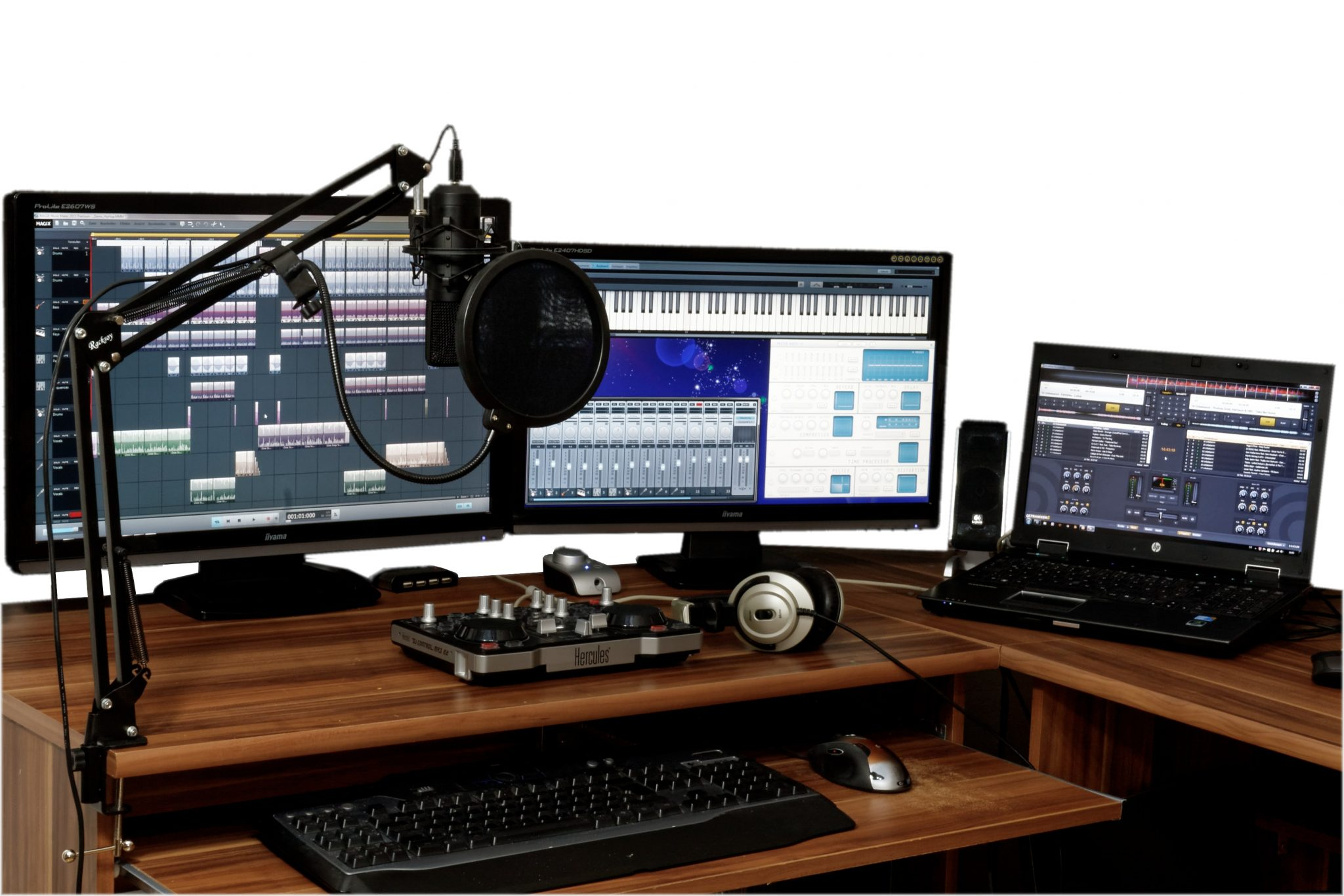 best computer monitor for music production