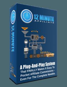 12 minute affiiate system