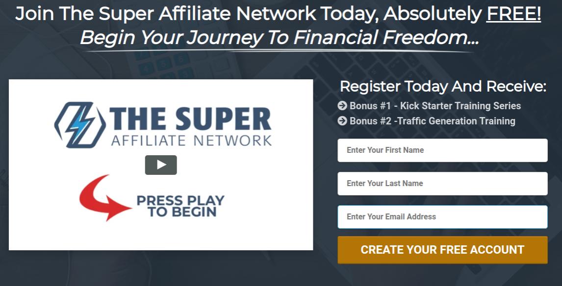 super affiliate network free
