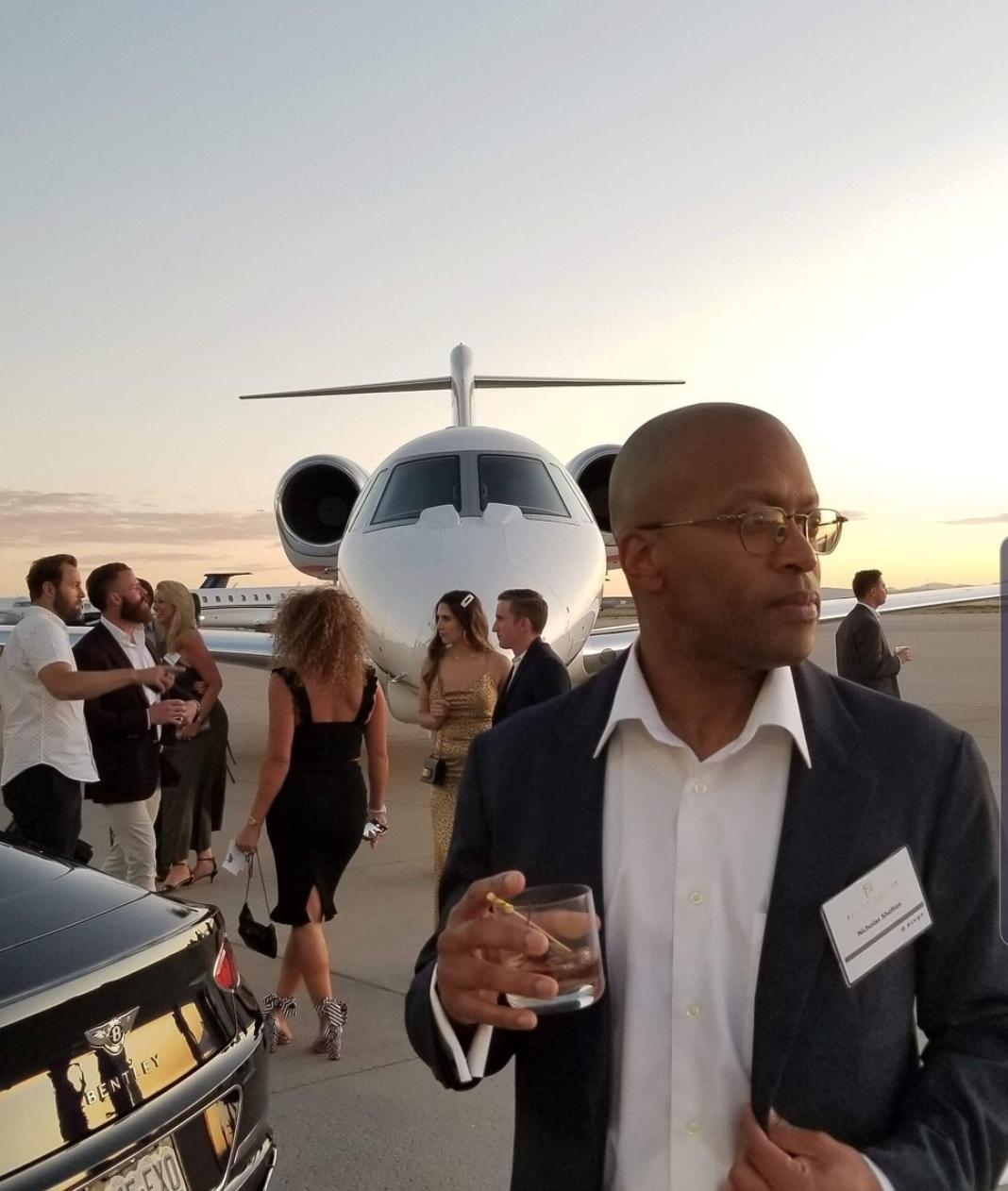 Entrepreneur interview Nick Shelton